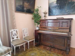 Старинное фортепиано