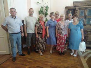 Историки из Добринского района