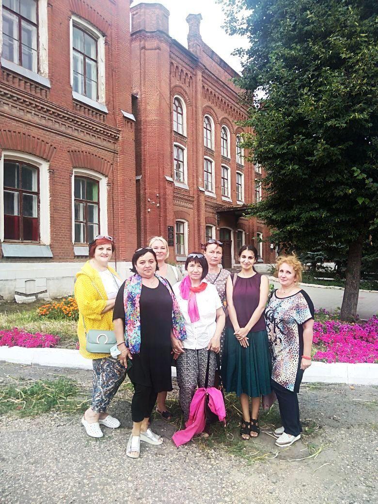 Экскурсия  по городу для гостей из Липецка