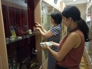 В музее купечества и сословий — подготовка ко Дню города