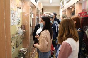 Открытие выставки «Аптекарский магазин»